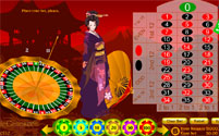 Roulette Giapponese