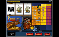 Pirates Revenge Slot Machine
