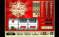 Slot Machine Royal Seven