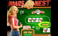 Poker With Daisy The Dukes Of Hazzard