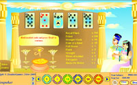 Video Poker Egiziano