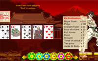 Video Poker Giapponese